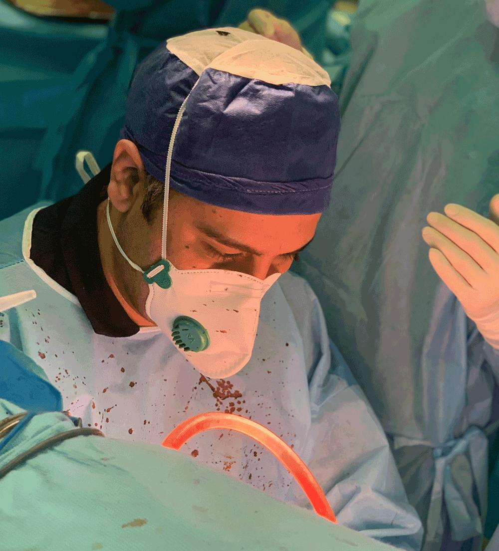 دکتر حجت سلیمی در شبکه های اجتماعی